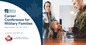 Military Families Conference 2021